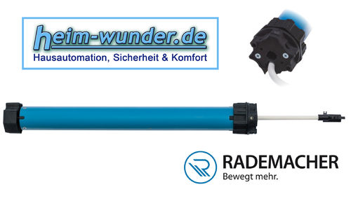 RADEMACHER RolloTube C-line Medium 40 Nm CLIM 40/16PZ Rollladenmotor